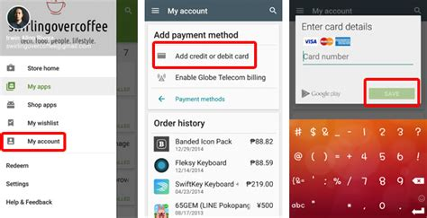 Convert Amazon Gift Card To Google Wallet - how to change credit card on google play account checkpoint route based vpn