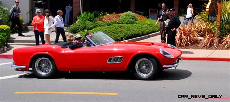 ferrari california 1961 1961 ferrari 250gt swb california spider is flawless at