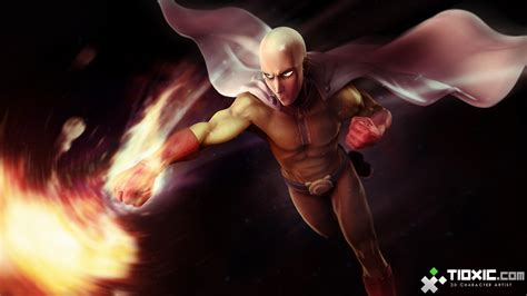 anime one punch man saitama saitama onepunch man fanart tioxic com