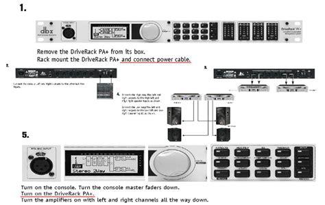 dbx drive rack pa dbx driverack 260 manual