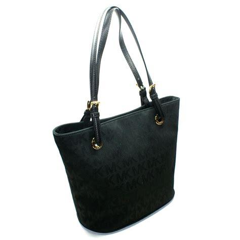 Mk Bag michael kors mk signature jacquard medium tote bag black 38t2xttt2j michael kors 38t2xttt2j