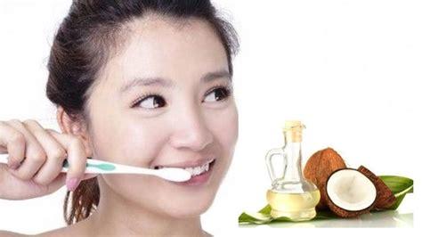 memutihkan gigi secara alami   klinik gigi