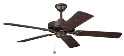 Best Outdoor Ceiling Fans by Kichler Ceiling Fans The Best Ceiling Fans Knowledgebase