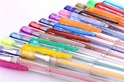 color pen set smart color 100 pcs gel pen set colors included
