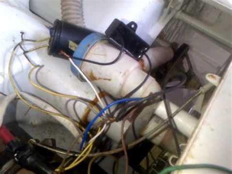 Dinamo Spin Mesin Cuci Polytron cara service mesin cuci polytron ganti dinamo pengering