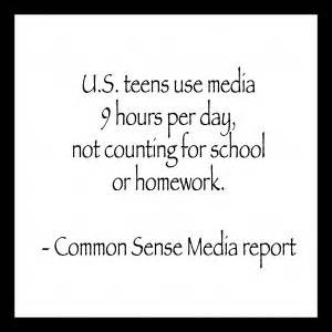 s day common sense media common sense media report u s use media 9 hours