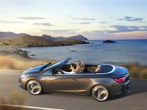Opel Cascada 2013 Exotic Car Picture 01 Of 28 Diesel