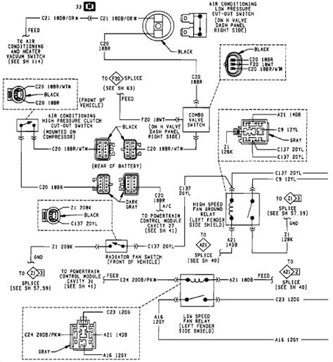 fan clutch wiring diagram 25 wiring diagram images