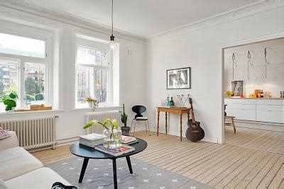 dwell apartment in sweden paperblog