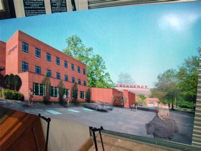 erlanger east emergency room erlanger kicks construction for new emergency center on gunbarrel road chattanoogan