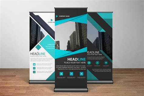 retractable stand up retractable banner stands stand alone banner displays