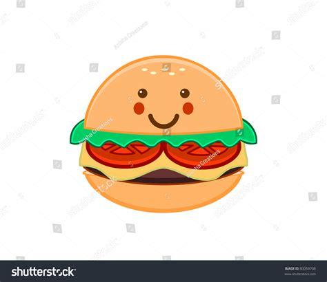 Cute Cartoon Burger   www.pixshark.com   Images Galleries
