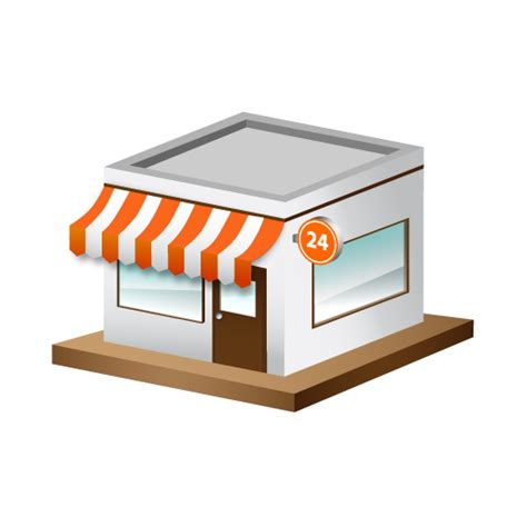 small apparel shop icon free icons