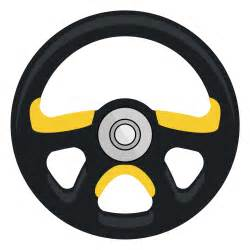 Steering Wheel Vector Vector For Free Use Steering Wheel