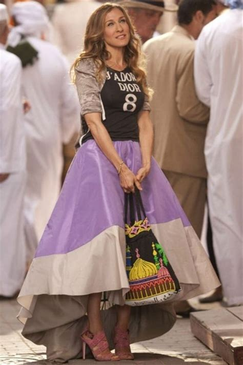 Carie Top most memorable carrie bradshaw