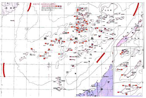 spratly islands map maps of spratly islands nansha spratly islands maps 21 to 30