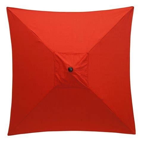 pattern market umbrella plantation patterns 6 ft square aluminum patio umbrella