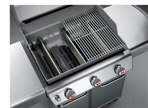 amazoncom weber genesis    stainless steel