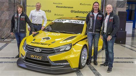 lada take lada drivers given factory tour in togliatti 187 touringcars net