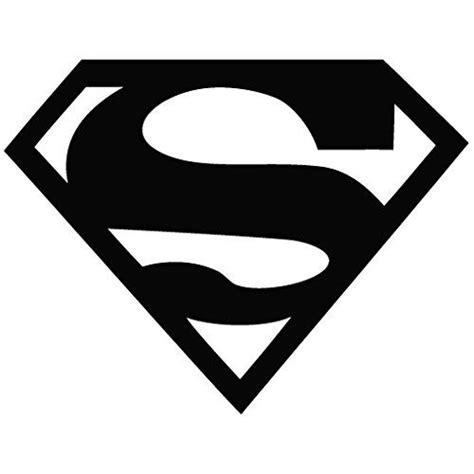 Superman Logo Tattoo Black And White | black and white superman logo www pixshark com images