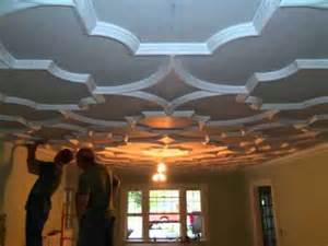 fancy ceilings decorative plaster ceiling youtube