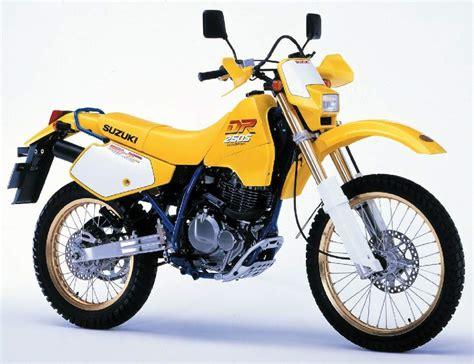 suzuki dr 250 sh