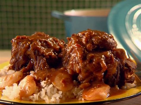 Good Kitchen Knives Brands by Oxtail Stew Recipe Sunny Anderson Food Network