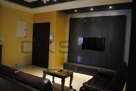 tv panel design for living room residential interior design for mr keerthivarman
