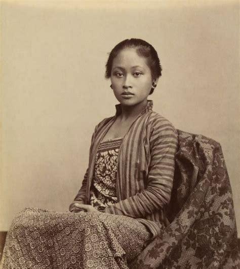 Potret Inspiratif Perempuan Tionghoa Indonesia pustaka digital indonesia potret perempuan jawa pada era