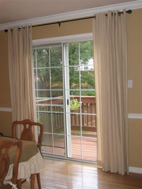 Patio Door Covers Window Treatments For Sliding Glass Doors Search New House Glass Doors