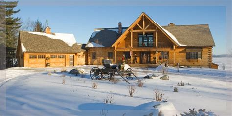 Lakeview House Plans Michigan Log Cabin Home Design Builder Staining Restoration