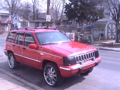 Pimped Jeep Grand 1998 Jeep Grand Used Cars For Sale Carsforsale