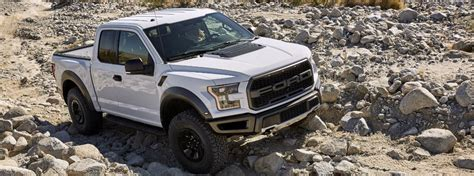 How much is a ford raptor cost