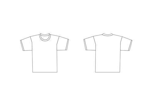 Big Image Png T Shirt Template Png