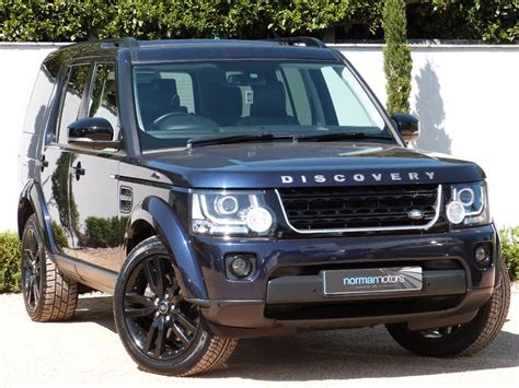 blue land rover used baltic blue land rover discovery for sale dorset