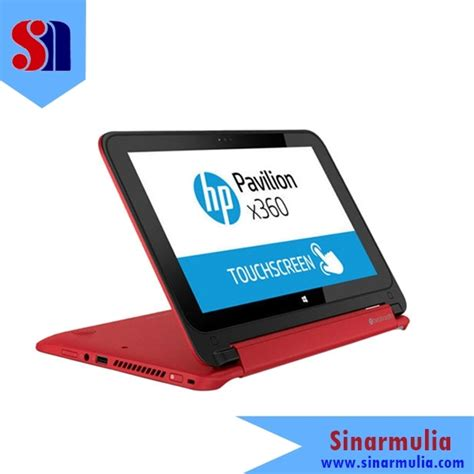jual hp pavilion 11 n028tu x360 red harga notebook jual jual hp pavilion 11 n028tu x360 red notebook
