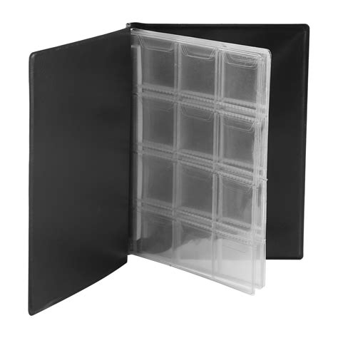 120 Coin Holder Album Book new 120 pockets 10 pages coin stock book album holders