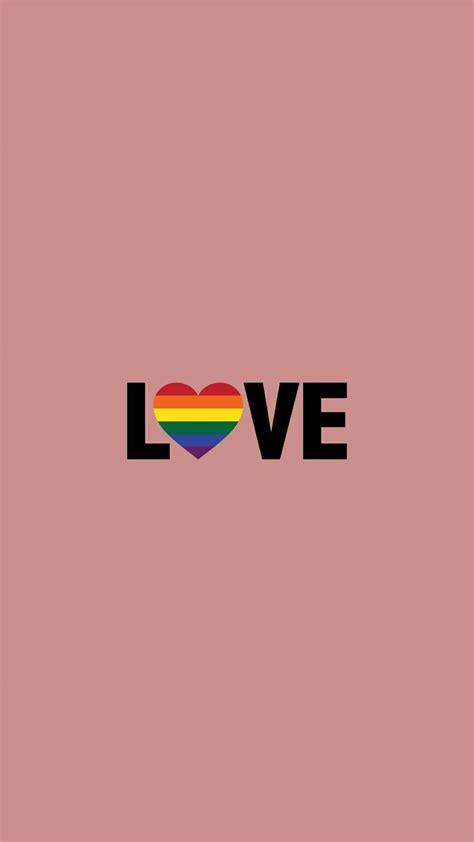 pride lgbt gay lesbian bi trans love  love