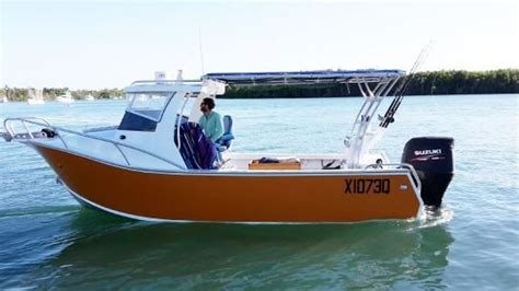 cabin boats for sale qld boat sales and auctions qld