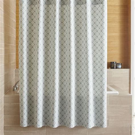 crate barrel shower curtain raj blue shower curtain crate and barrel