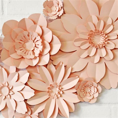How To Make Handmade Flowers From Paper And Fabric - handmade paper flowers www imgkid the image kid