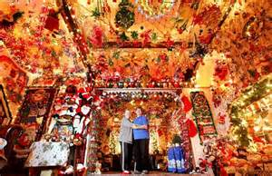 christmas decorated homes inside lights go out on dazzling christmas display as soaring