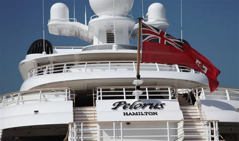 Pelorus Interior by Yacht Pelorus Lurssen Charterworld Luxury Superyacht Charters