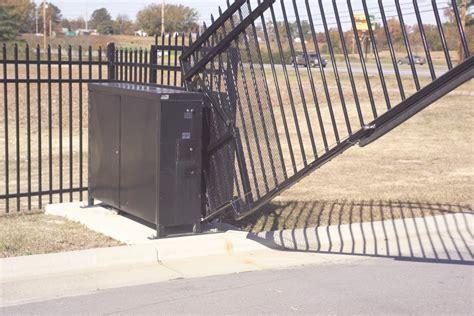 vertical pivot gate and gate operator vertical pivot gate