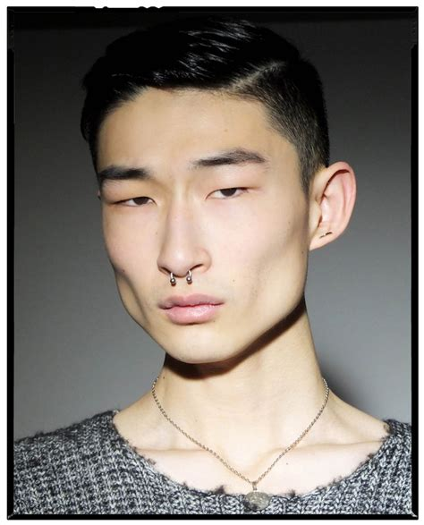 men cheekbones sang woo kim newfaces
