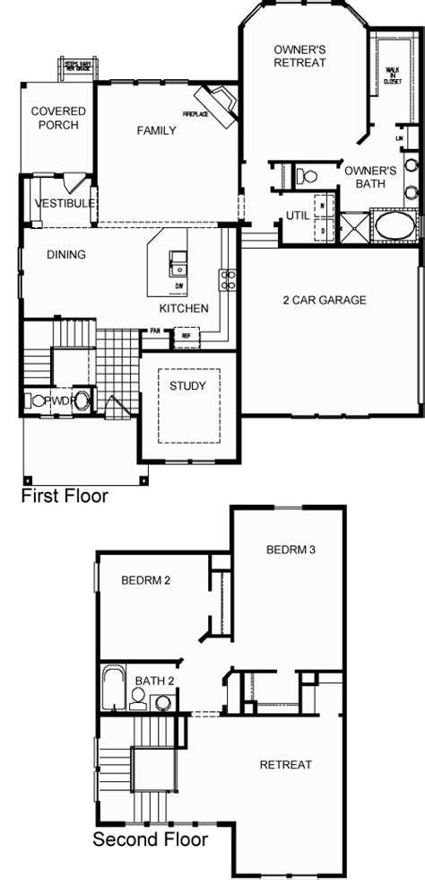 best 2 story house plans 47 best two story house plans images on home