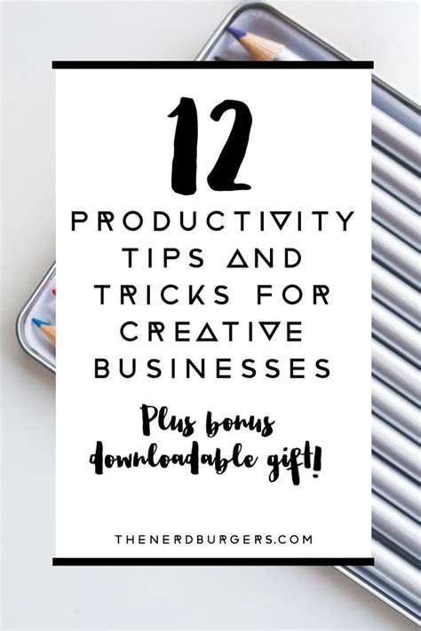productivity tricks for the neurotic manic depressive 17 best ideas about business goals on pinterest