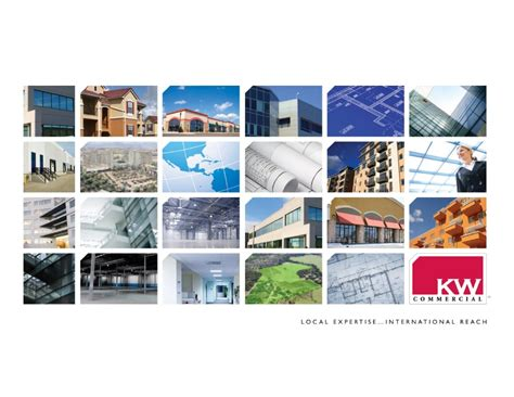 Kw Commercial Listing Presentation V3 Real Estate Listing Presentations Powerpoint