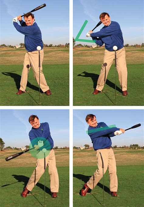 golf baseball swing build an athletic golf swing golf tips magazine