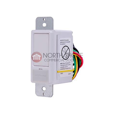 Okaylight Remote Switch liftmaster 823lm remote light switch